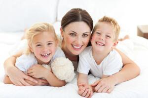 Что означает любить своего ребенка?