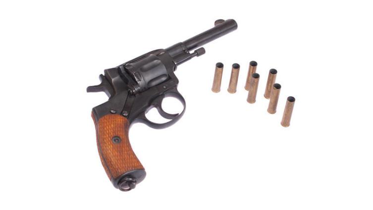 Патрон 7,62x38 R Nagant обр. 1895 г. Какими патронами стреляют из легендарного револьвера Наган?