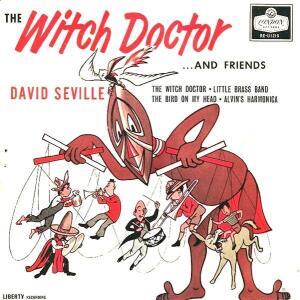 Как были написаны «Witch Doctor» и «The Lion Sleeps Tonight» - песни со смешными голосами?