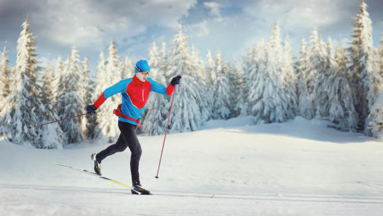 Как лыжный спорт влияет на наш организм?
