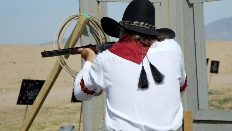 Cowboy Single Shooting. Чем привлекает наших современников «ковбойская стрельба в свободном стиле»?