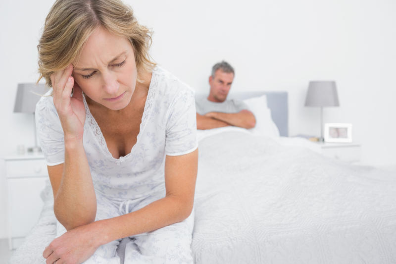 Женские болезни из за секса