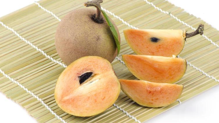 Плоды саподиллы