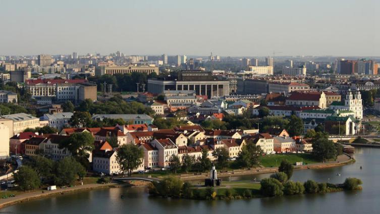 Исторический центр Минска