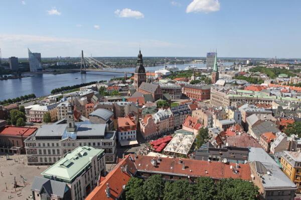 Рига – милейший европейский город