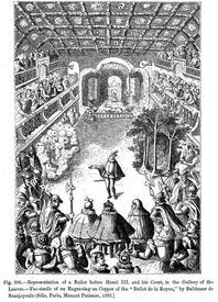 «Цирцея», сцена из балета