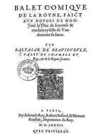 Обложка к старинному изданию либретто балета «Цирцея»