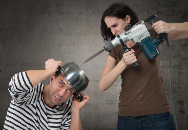 Как мужчине правильно отмалчиваться?