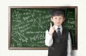 Как объяснить ребенку математику?