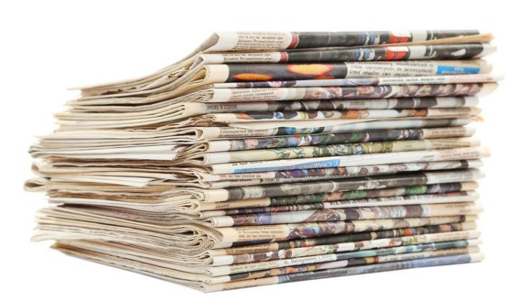 Какая разница между старыми и новыми газетами России?
