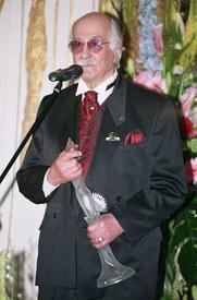 Владимир Зельдин на вручении премии