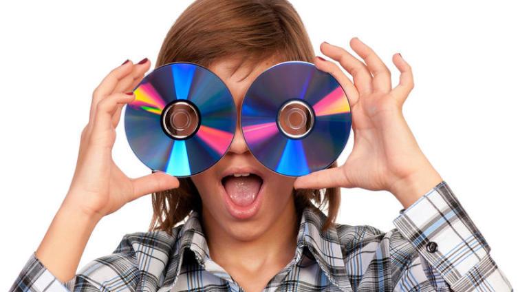 Что можно сделать из ненужного CD?