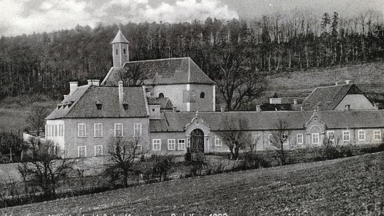 Императорский охотничьий замок в Майерлинге, 1889.