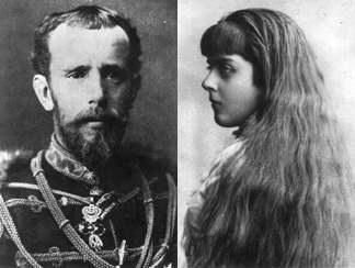 Кронпринц Рудольф и Мария Вечера