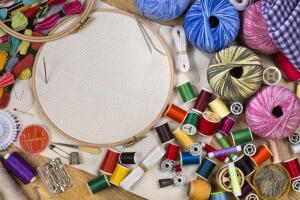 Чем привлекает вышивание?