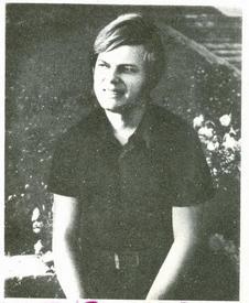 Юный Юрий Антонов.