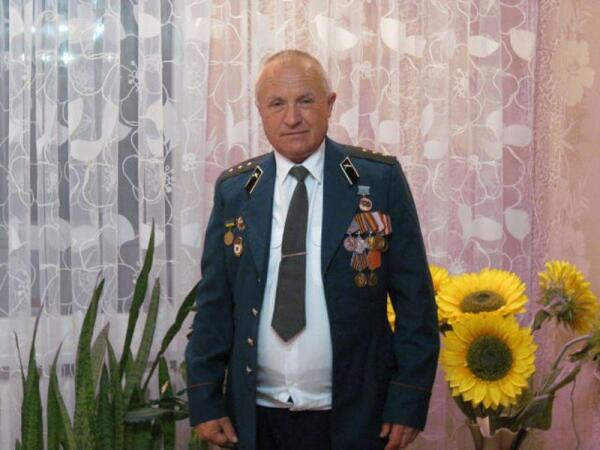 Вдадимир Мошняга. 2014 г.