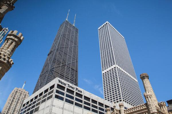 John Hancock Center в Чикаго