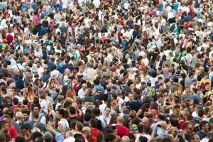 ОБЖ горожанина: как вести себя в толпе? Чуть-чуть психологии