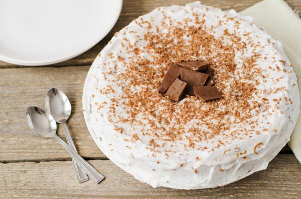 Как приготовить торт из фасоли?