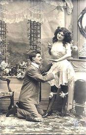 Раньше панталоны вызывали у мужчин не смех, а возбуждение.