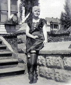 Дамочка 1922 года
