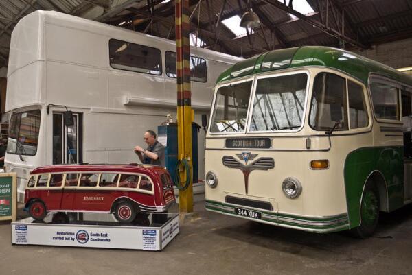 Какие бывают экзотичные автобусы?