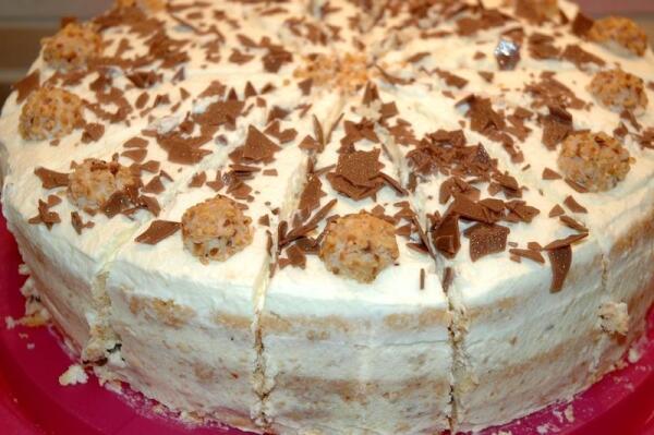 Насколько вкусным получается торт из фасоли? Пальчики оближешь!