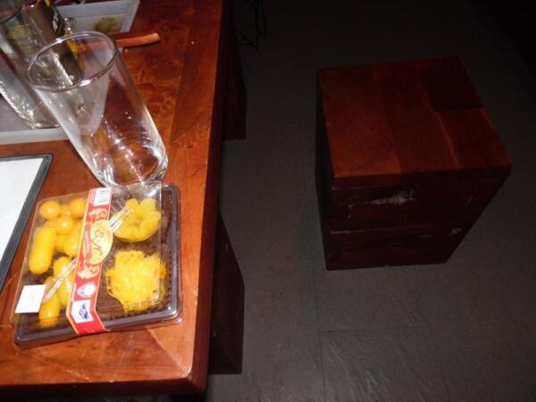 Тайские сладости с кокосом