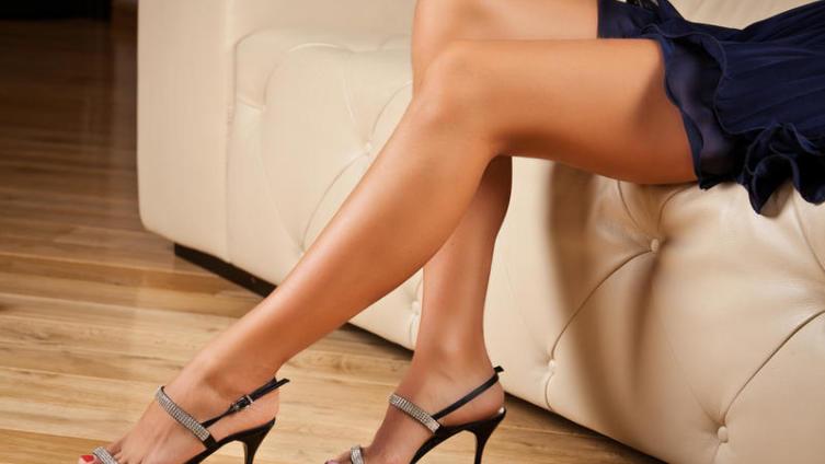 Как женские ноги вырвались на свободу? Часть 2: от икры до…