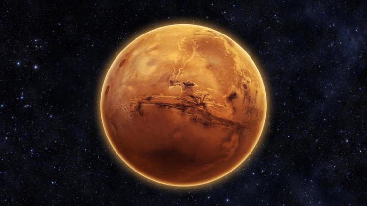 Каким будет жилье для колонистов Марса?