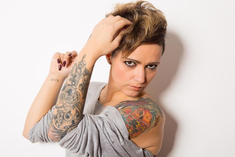 Как делаются татуировки на теле