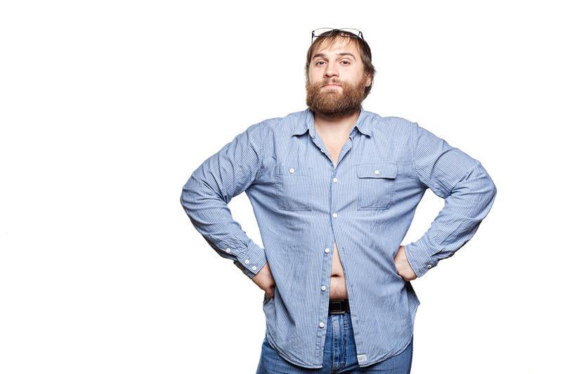 как похудеть ноги мужчине