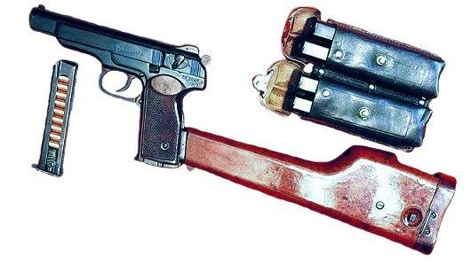 Автоматический пистолет Стечкина. Почему на Западе его называют «русская Беретта»? 1. История создания