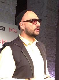Кирилл Серебренников. Пресс-конференция