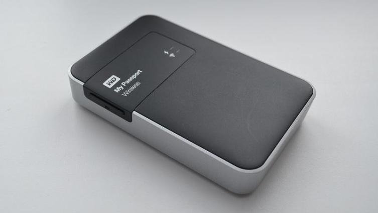 Можно ли увеличить память смартфона до 1 Тб? Легко, если подключить его к My Passport Wireless