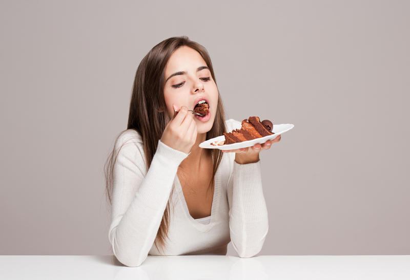 Сидеть на диете в 16