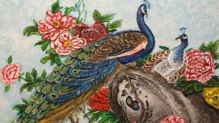 Весна 2015: конкурс «Цветы своими руками»