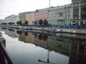 Что можно посмотреть в Санкт-Петербурге ранним утром?