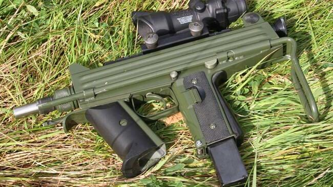 Пистолет-пулемет CBJ-MS PDW