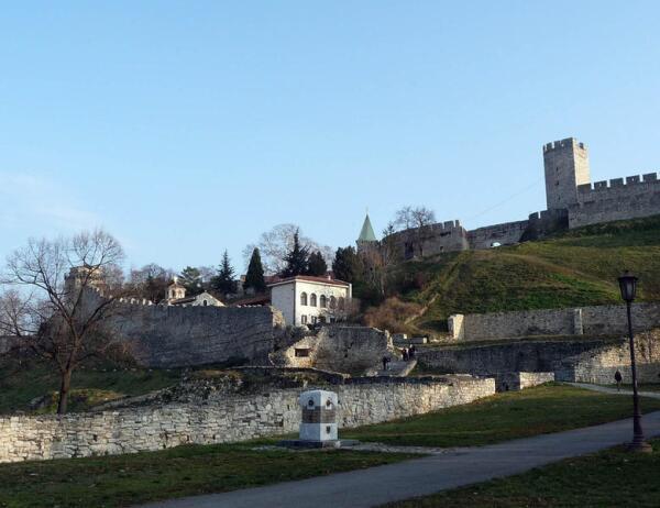 Белград. Крепость Калемегдан