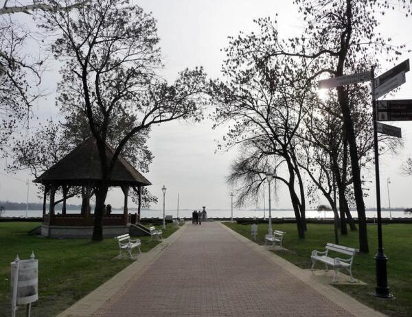 Озеро Палич