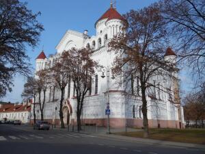 Православные храмы Вильнюса: какие они?