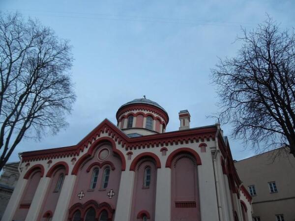 Пятницкий собор