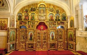 Как появился и развивался русский иконостас? Часть 1