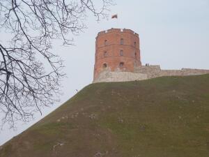 Достопримечательности Вильнюса: какие они? Верхний замок