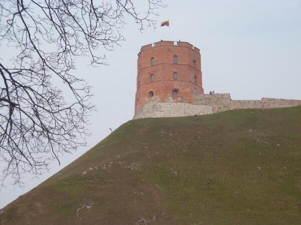 Башня Гедимина (часть Верхнего замка)