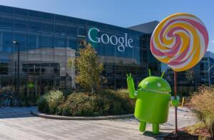 Кто придумал логотип для «Android»?