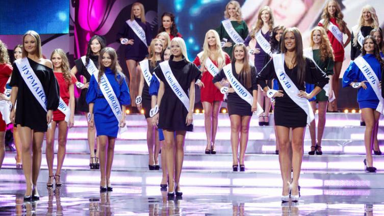 Какие необычные женские конкурсы существуют в мире?