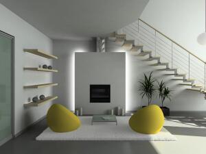 Стиль хай-тек. Можно ли самому создать дизайн квартиры?